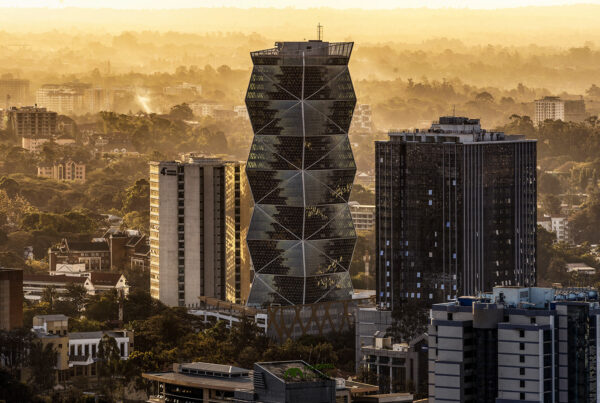 an overview of Kenya's financial system