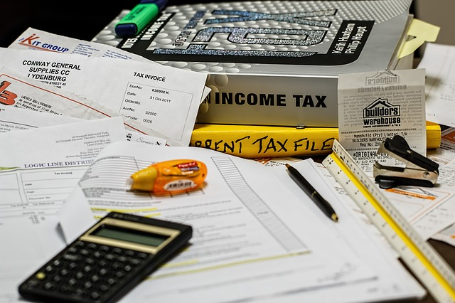 Reducing your Tax Burden