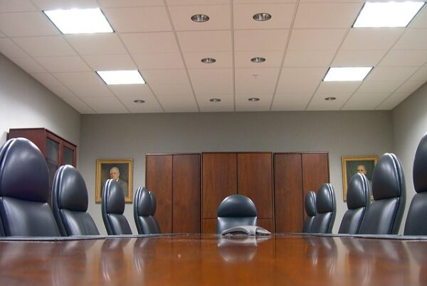 Types of corporate restructuring